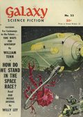 Galaxy Science Fiction (1953-1958 Digest) UK Edition 55