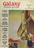 Galaxy Science Fiction (1953-1958 Digest) UK Edition 56