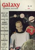 Galaxy Science Fiction (1953-1958 Digest) UK Edition 58