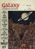 Galaxy Science Fiction (1953-1958 Digest) UK Edition 61