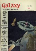 Galaxy Science Fiction (1953-1958 Digest) UK Edition 62