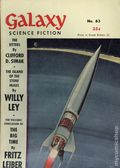 Galaxy Science Fiction (1953-1958 Digest) UK Edition 63