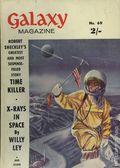 Galaxy Magazine (1958-1962 Digest) UK Edition 69