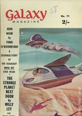 Galaxy Magazine (1958-1962 Digest) UK Edition 71