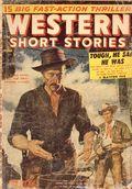 Western Short Stories (1936-1957 Manvis-Stadium) Pulp Vol. 10 #6