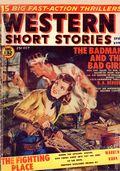 Western Short Stories (1936-1957 Manvis-Stadium) Pulp Vol. 9 #5