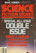 Science Fiction Digest (1981-1982 Davis Publications) Digest Vol. 1 #4
