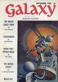 Galaxy Science Fiction (1962-1972 Digest) UK Edition Vol. 28 #6