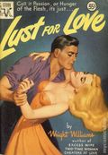 Lust for Love (1949 Digest) A Stork Original Novel 1-1ST