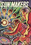 Sun Makers (1950 Digest) A Scion Scientific Novel 1-1ST