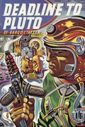 Deadline to Pluto (1951 Digest) A Scion Scientific Novel 1-1ST