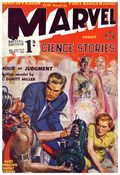 Marvel Science Stories (1938 Postal Publications) UK Pulp Vol. 1 #5