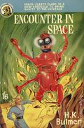 Encounter in Space (1952 Digest) Panther Books (UK) 1-1ST
