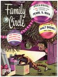 Family Circle Magazine Vol. 49 #6