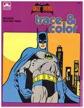 Batman Trace & Color (1989 Western Publishing Co) 2383