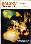 Galaxy Science Fiction (1953-1958 Digest) UK Edition 4