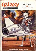 Galaxy Science Fiction (1953-1958 Digest) UK Edition 5