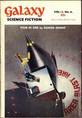 Galaxy Science Fiction (1953-1958 Digest) UK Edition 6