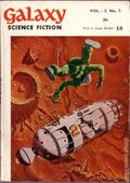 Galaxy Science Fiction (1953-1958 Digest) UK Edition 7