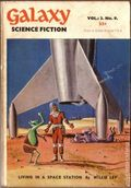 Galaxy Science Fiction (1953-1958 Digest) UK Edition 9