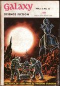 Galaxy Science Fiction (1953-1958 Digest) UK Edition 11