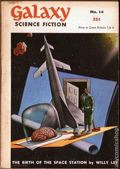 Galaxy Science Fiction (1953-1958 Digest) UK Edition 14