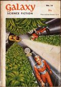 Galaxy Science Fiction (1953-1958 Digest) UK Edition 16