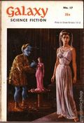 Galaxy Science Fiction (1953-1958 Digest) UK Edition 17