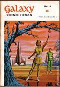 Galaxy Science Fiction (1953-1958 Digest) UK Edition 18