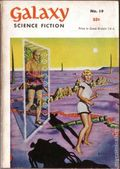 Galaxy Science Fiction (1953-1958 Digest) UK Edition 19