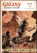 Galaxy Science Fiction (1953-1958 Digest) UK Edition 26