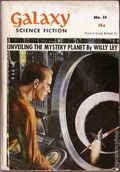 Galaxy Science Fiction (1953-1958 Digest) UK Edition 33