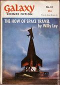 Galaxy Science Fiction (1953-1958 Digest) UK Edition 34