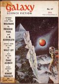Galaxy Science Fiction (1953-1958 Digest) UK Edition 57