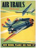 Air Trails Pictorial (1942-1950 Street & Smith) Vol. 32 #3