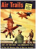 Air Trails (1934-1942, 1950-1954 Street & Smith) Pulp 2nd Series Vol. 37 #6