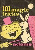 101 Magic Tricks (1955 S. S. Adams Co.) Digest 1-1ST
