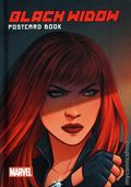 Black Widow Postcard Book HC (2020 Marvel) 1-1ST