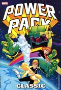Power Pack Classic Omnibus HC (2020 Marvel) 1A-1ST