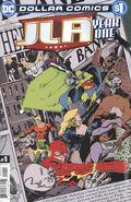 Dollar Comics JLA Year One (2020 DC) 1