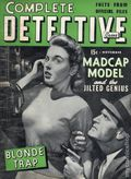 Complete Detective Cases (1939-1953 Timely) True Crime Magazine Vol. 4 #9