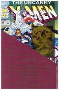 Uncanny X-Men (1963 1st Series) 304LTE.SIGNED.B