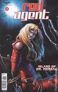 Red Agent Island of Dr. Moreau (2020 Zenescope) 3B