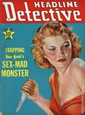 Headline Detective (1939-1944) True Crime Magazine Vol. 2 #2