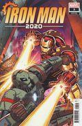 Iron Man 2020 (2020 Marvel) 3D