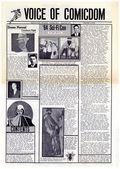 Voice of Comicdom (1968 fanzine) 2