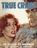 True Crime (1953) True Crime Magazine Vol. 10 #6