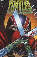 Teenage Mutant Ninja Turtles Urban Legends (2018 IDW) 22RI
