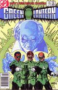 Green Lantern (1960-1988 1st Series DC) Canadian Edition 184
