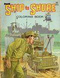 Ship to Shore Coloring Book (1960 Saafield) 9587